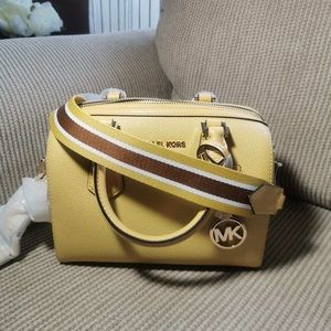 new Michael Kors Boston bag